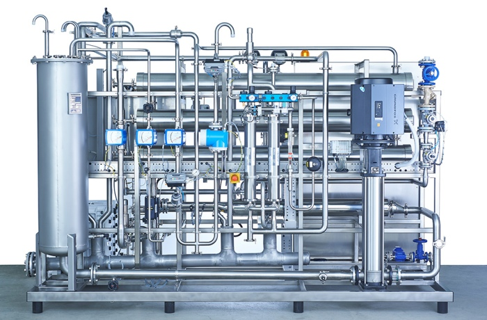 Pharmaceutical water systems