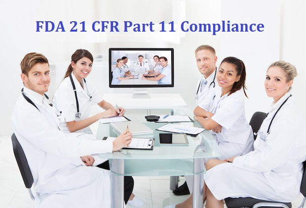 Article on FDA 21 CFR Part 11 Compliance