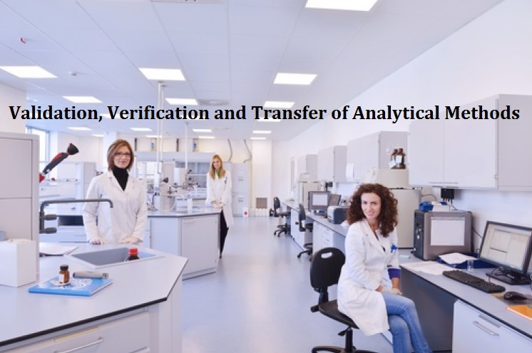 Ensuring that analytical data in laboratories are accurate, reliable and consistent