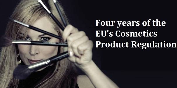 Four years of the EU's Cosmetics ProductRegulation