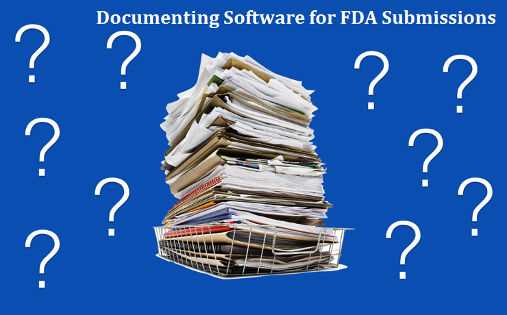 Documenting Software for FDA Submissions