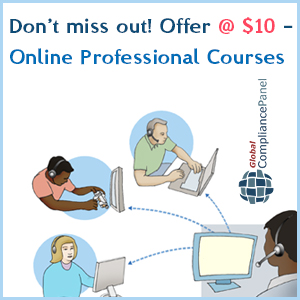 Don't miss out! Offer @ $10 – Online Professional Courses