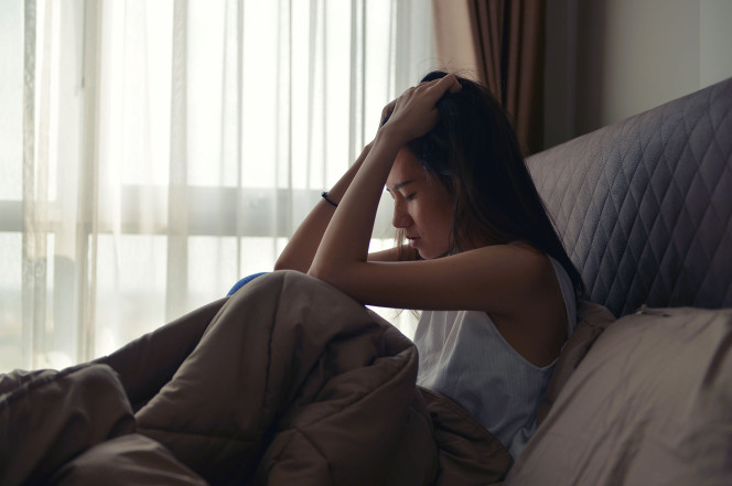 Brain Activity and Good Diet May Prevent Insomnia-Related Depression