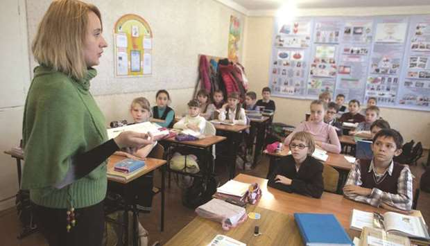 An inclusive Ukrainian education