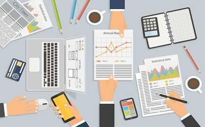 What are the components of a Financial Audit Program