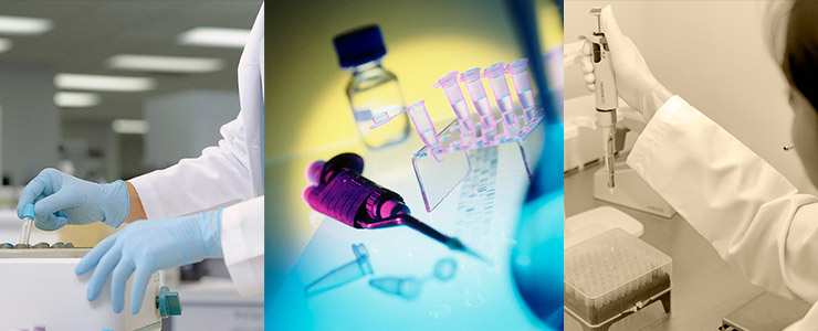Technical training in the life sciences1