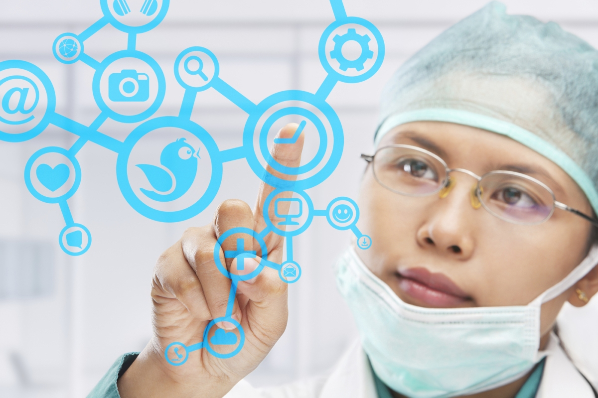 The increasing role of the social media in healthcare