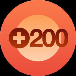 followed- 200