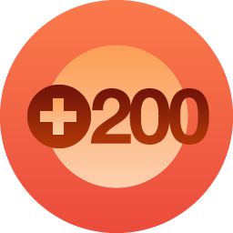 followed- 200