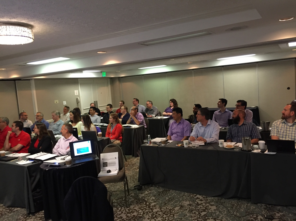 "GlobalCompliancePanel Seminar ""Applied Statistics for FDA Process Validation"" successfully done in Philadelphia, PA at May 17th & 18th, 2018."