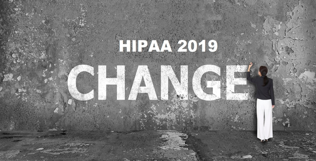 Upcoming Changes with HIPAA 2019